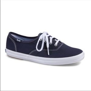 Keds Champion Canvas Originals Navy | Size 7 EUC